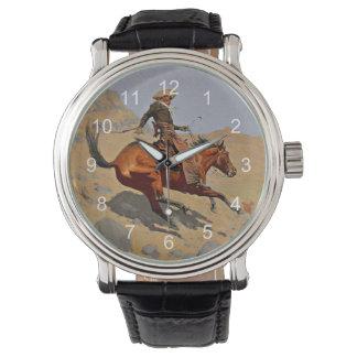 Remington: The Cowboy, American cowboy art Watch