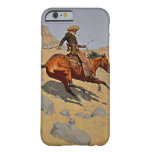 Remington, The Cowboy Barely There iPhone 6 Case