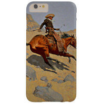 Remington, The Cowboy Barely There iPhone 6 Plus Case