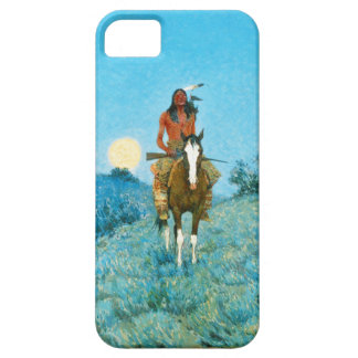 """Remington """"The Outlier"""" With Native American iPhone SE/5/5s Case"""