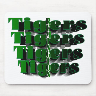Remington TIGERS Vertical Mouse Pad