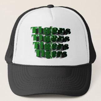 Remington TIGERS Vertical Trucker Hat