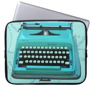 Remington Typewriter Computer Sleeves