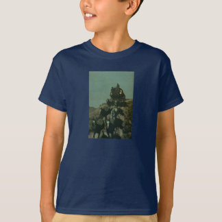 Remington's Old Stagecoach of the Plains (1901) T-Shirt