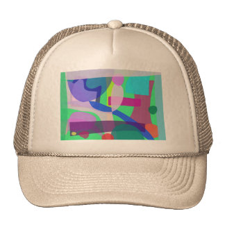 Reminiscence of a Park Trucker Hat