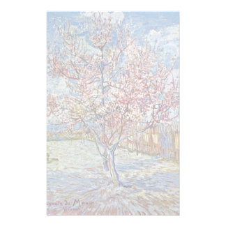 Reminiscence Of Mauve By Vincent Van Gogh Stationery