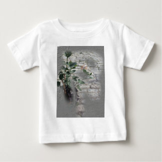 Reminiscent Rose Baby T-Shirt