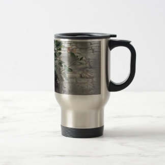 Reminiscent Rose Travel Mug