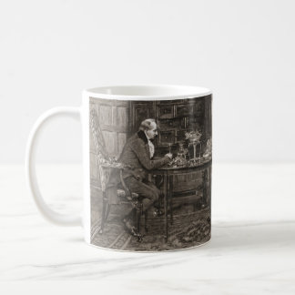 Reminiscing 1893 coffee mug