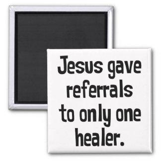 Remisiones de Jesús Imán De Frigorífico