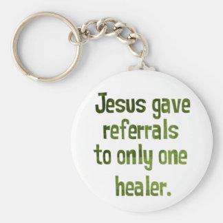 Remisiones de Jesús Llavero Personalizado