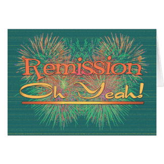 Remission - Oh Yeah! Card