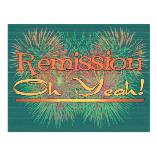 Remission - Oh Yeah! Postcard
