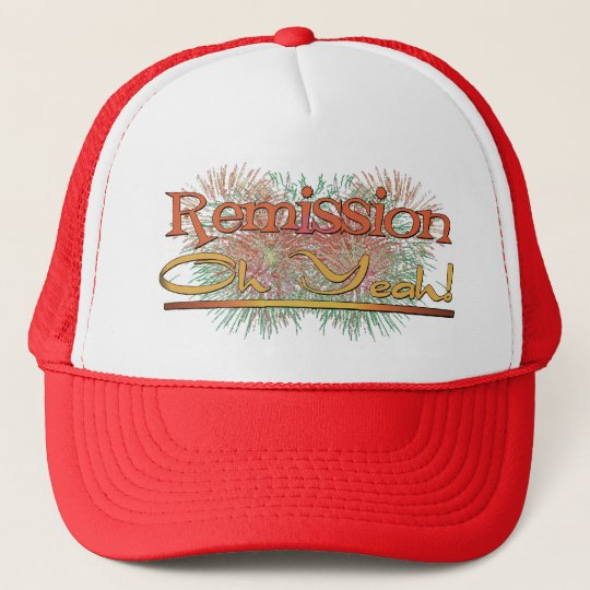 Remission - Oh Yeah! Trucker Hat