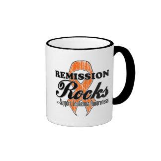 Remission Rocks - Leukemia Awareness Coffee Mugs