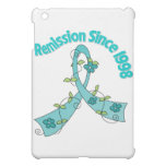 Remission Since 1998 Ovarian Cancer iPad Mini Cover