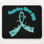 Remission Since 1998 Ovarian Cancer Mouse Pad