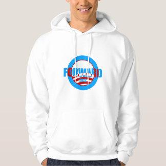 remita a obama 2012 pulóver con capucha