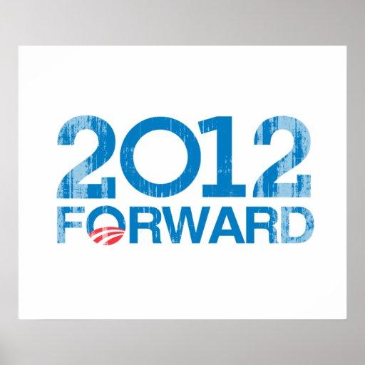 Remita el vintage 2012 poster