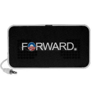 Remita para Obama 2012 Notebook Altavoz