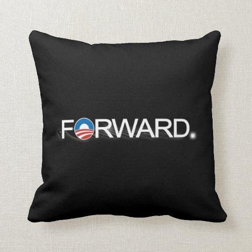 Remita para Obama 2012 Cojin