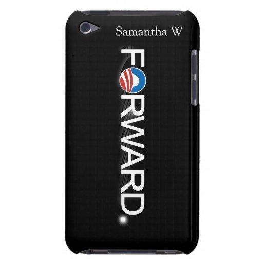 Remita para Obama 2012 iPod Case-Mate Funda