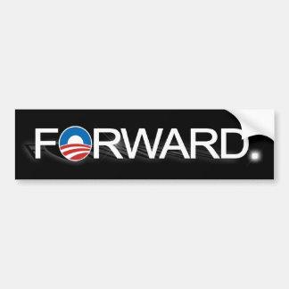 Remita para Obama 2012 Pegatina De Parachoque