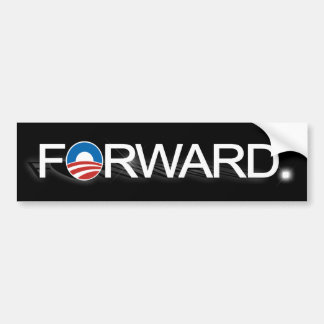 Remita para Obama 2012 Pegatina Para Auto