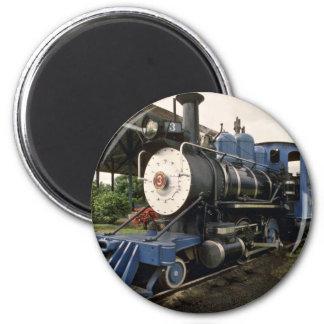 Remnant Of The Industrial Revolution Magnet