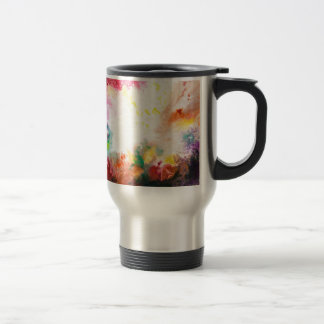 Remnants and Rebirth Travel Mug