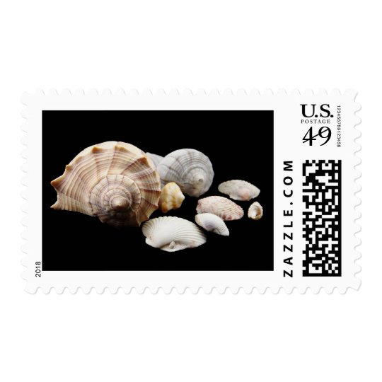 Remnants Of The Beach Postage