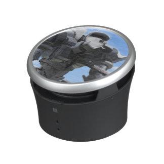 Remnants of War Bluetooth Speaker