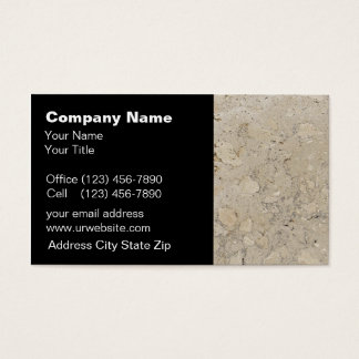 Remodeling Business Cards