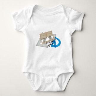 RemodelingPlans071809 Baby Bodysuit