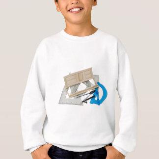 RemodelingPlans071809 Sweatshirt