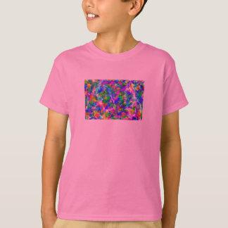Remolino 2, camiseta del color de los niños
