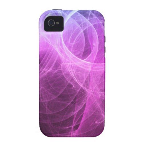 Remolino 2 del fractal Case-Mate iPhone 4 carcasa
