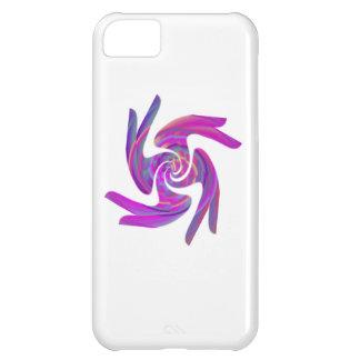 Remolino abstracto #75, regalos y camisetas funda para iPhone 5C