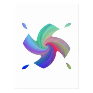 Remolino abstracto #81, camisetas, regalos postales