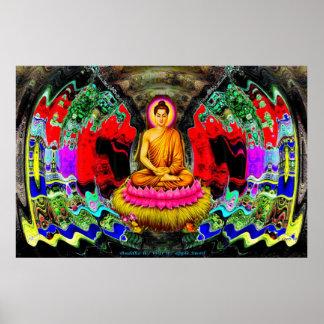 Remolino de Buda - poster
