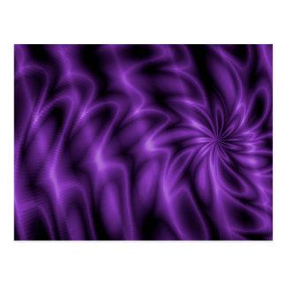 Remolino de la lila postales