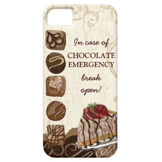 Remolino del caramelo de la fresa de la emergencia iPhone 5 Case-Mate carcasas