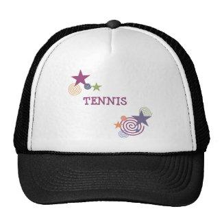 Remolino del tenis gorra