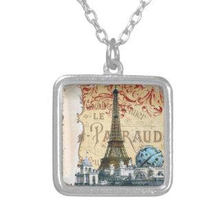 Remolino francés de París de la torre Eiffel del c Grimpolas Personalizadas