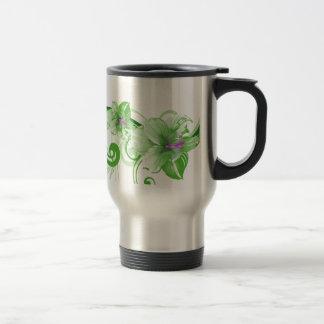 Remolino horizontal tazas de café