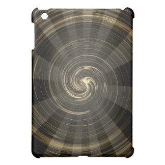 Remolino ligero abstracto del vintage - caso del i
