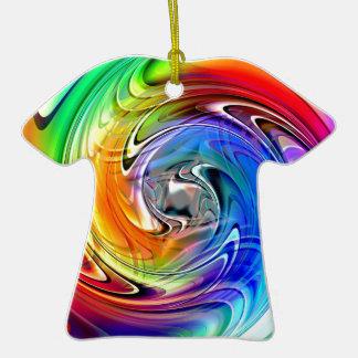 Remolino multicolor ornamente de reyes