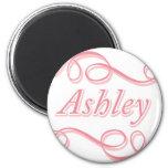 Remolino rosado Ashley Iman Para Frigorífico