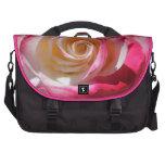 Remolino rosado del rosa bolsas de ordenador