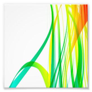 Remolinos coloridos abstractos modernos fotos
